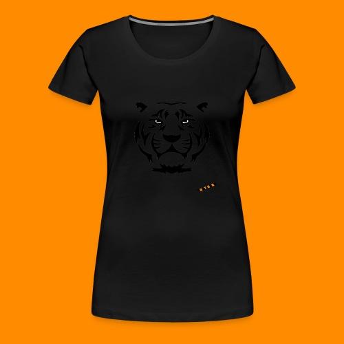 TheTigers Original T-Shirt - Maglietta Premium da donna