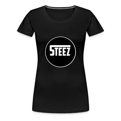 Steez t-Shirt black - Vrouwen Premium T-shirt