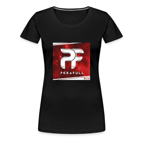 PeraFull Logo 2017 - Camiseta premium mujer