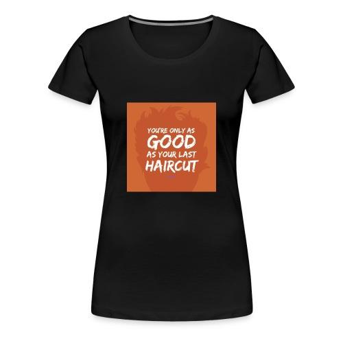 Orange_Toupee - Vrouwen Premium T-shirt
