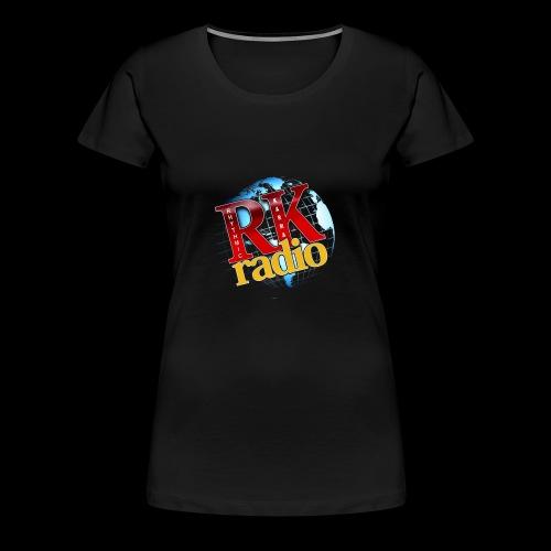 Rhythmic Karma Radio - Women's Premium T-Shirt