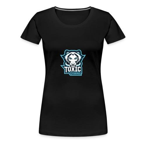 toxic gaming - Vrouwen Premium T-shirt