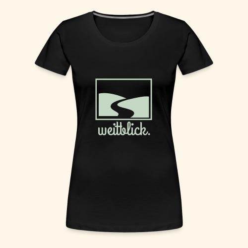 weitblick - Frauen Premium T-Shirt