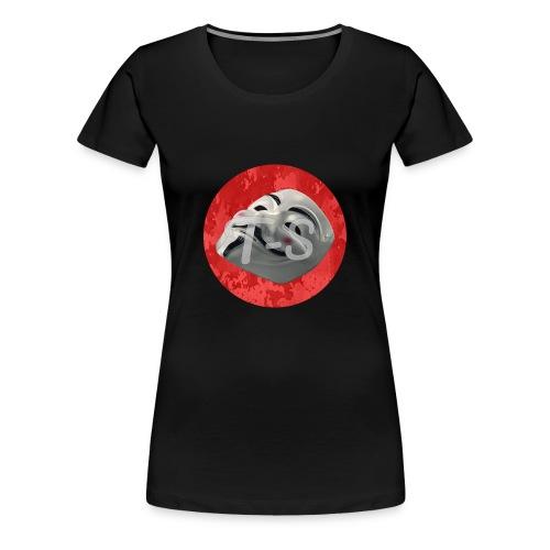 T Stash Gaming Logo - Women's Premium T-Shirt