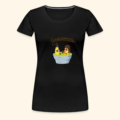Guacamole - Camiseta premium mujer