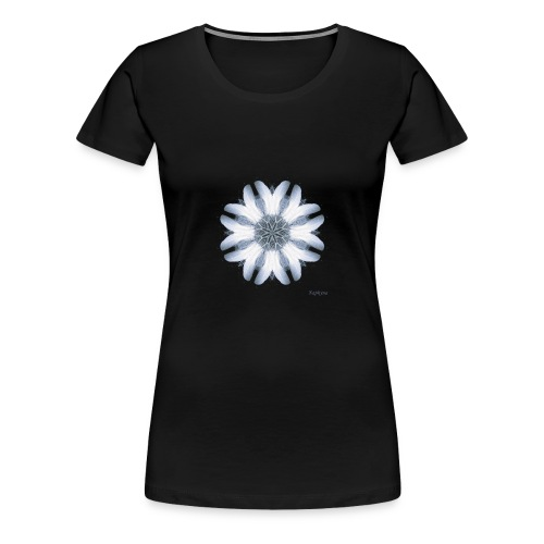 plumas - Camiseta premium mujer