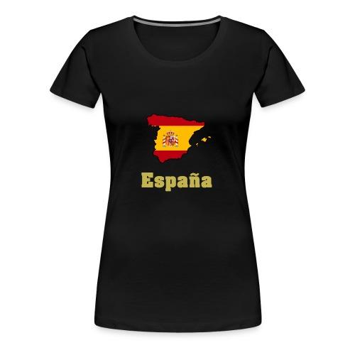 espana1 - T-shirt Premium Femme
