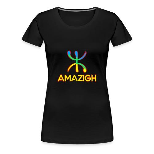 top des tishirt - T-shirt Premium Femme