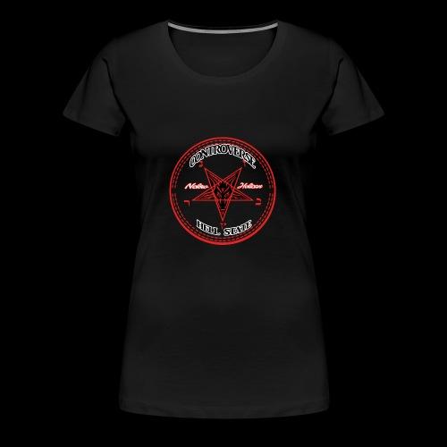 CONTROVERSE LOGO 2018 - Frauen Premium T-Shirt