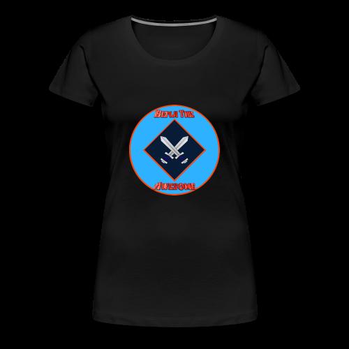 Benji The Awesome - Women's Premium T-Shirt
