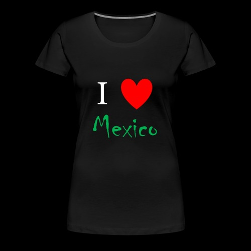 Mexico - Frauen Premium T-Shirt