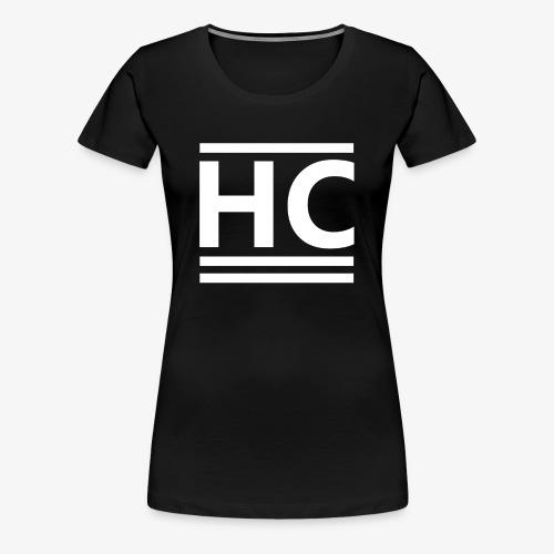 White Horizon Clothing Logo - Women's Premium T-Shirt