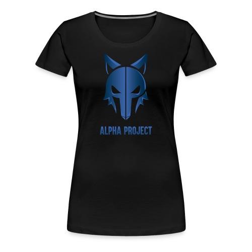 LOGO TSHIRT - T-shirt Premium Femme