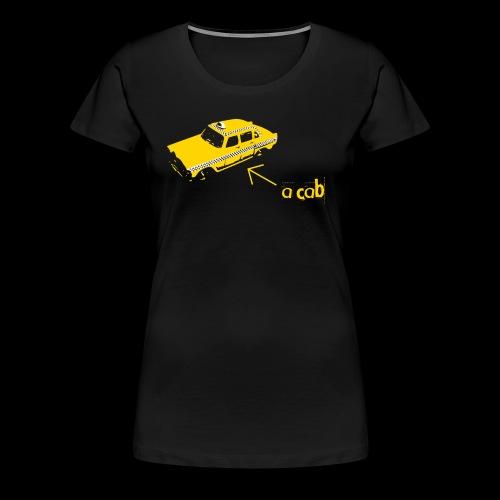 A CAB - Frauen Premium T-Shirt