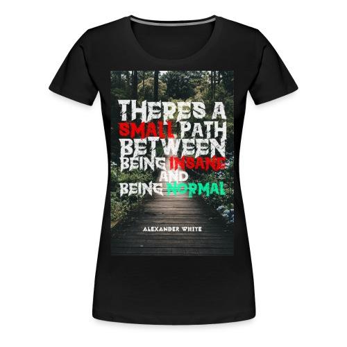 TASPBBIABN - Frauen Premium T-Shirt