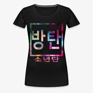 BTS // Bangtan Sonyeondan - Women's Premium T-Shirt