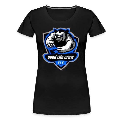 GLC Logo - Frauen Premium T-Shirt