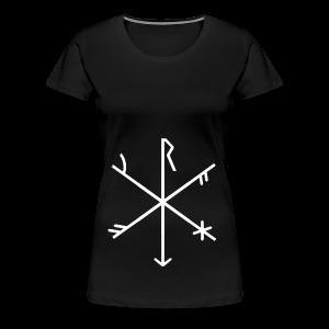Klasser och kosmologi - Premium-T-shirt dam