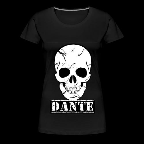 Skull of Death - Frauen Premium T-Shirt
