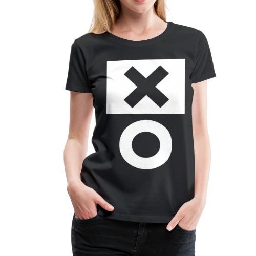 XO Black - Frauen Premium T-Shirt
