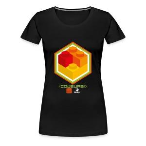 Esprit Club Brickodeurs - T-shirt Premium Femme
