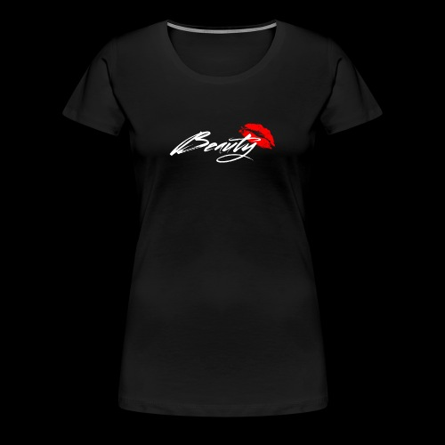 Beauty Merch - Women's Premium T-Shirt