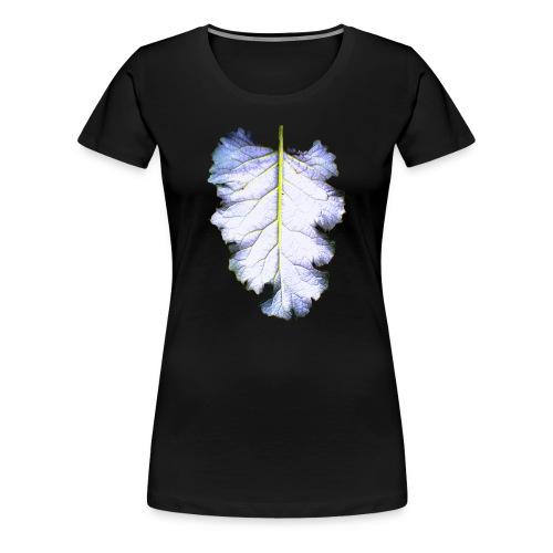 Fallen Leaf - Frauen Premium T-Shirt