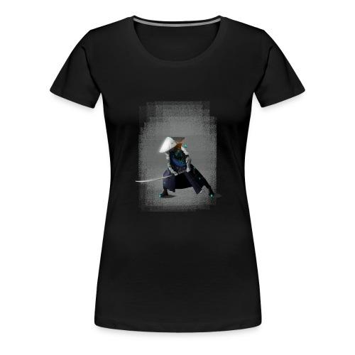 Futuristico Samurai - Maglietta Premium da donna
