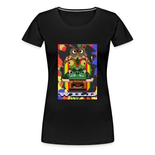 Totem Animal - T-shirt Premium Femme