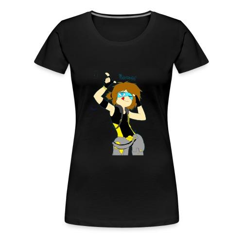 RICK-SENPAI - Women's Premium T-Shirt