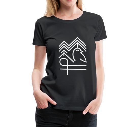 Goethes Frühling Spezial - Frauen Premium T-Shirt