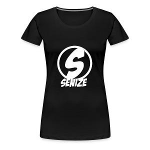 Senize voor vrouwen - Vrouwen Premium T-shirt