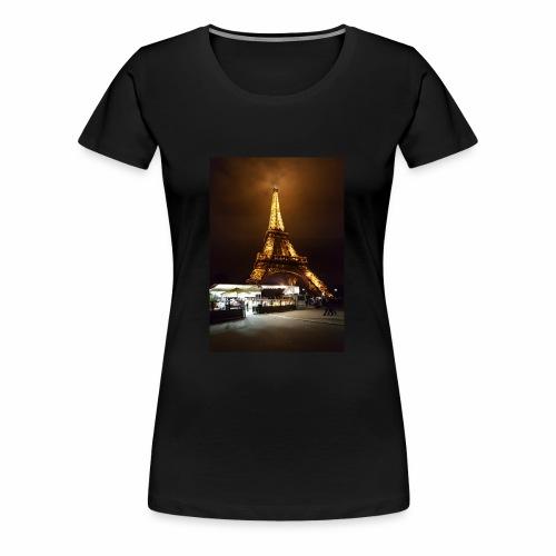 Paris- Eiffelturm - Frauen Premium T-Shirt