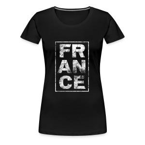 FRANCE - Women's Premium T-Shirt