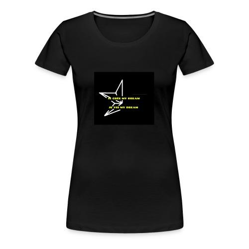 DREAME'SLIFE Logo - T-shirt Premium Femme