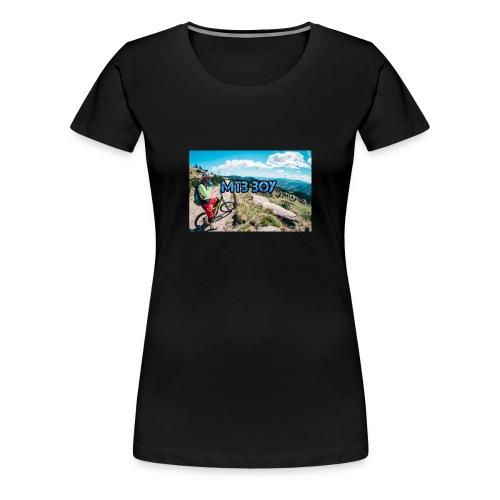 mtb hoddie - Women's Premium T-Shirt