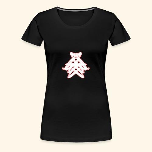 Alexander Mogren - Premium-T-shirt dam