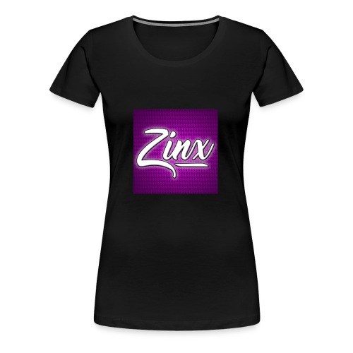 Zinx Merch - Women's Premium T-Shirt