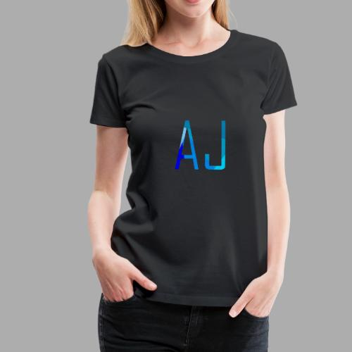AJ No Background - Women's Premium T-Shirt