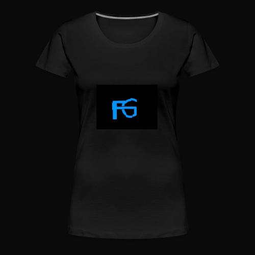 fastgamers - Vrouwen Premium T-shirt