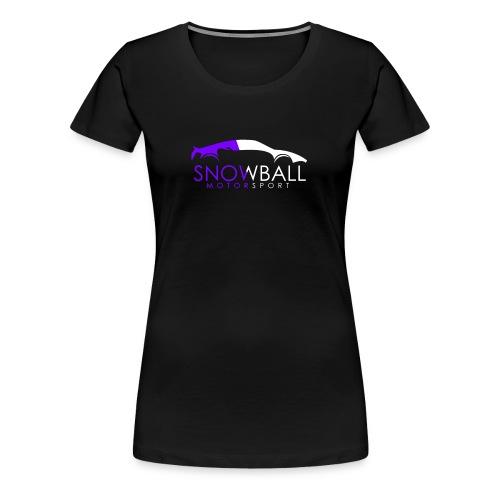 Snowball Motorsport - Women's Premium T-Shirt