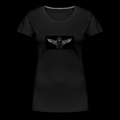 panthère ange - T-shirt Premium Femme