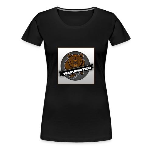 Team Ipnotico - Premium-T-shirt dam