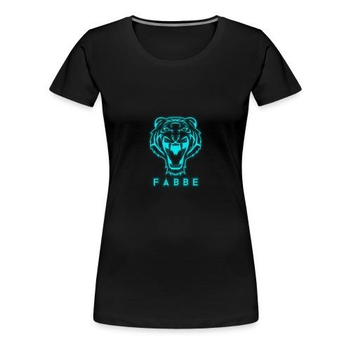 fabbe_png - Premium T-skjorte for kvinner