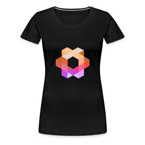 Minoko Bunt - Frauen Premium T-Shirt