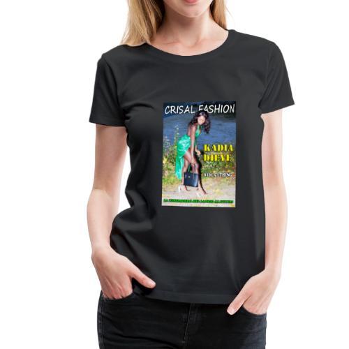 Kadia Dieye - Maglietta Premium da donna