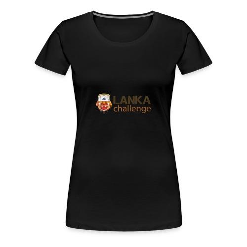 Lanka Challenge - Women's Premium T-Shirt
