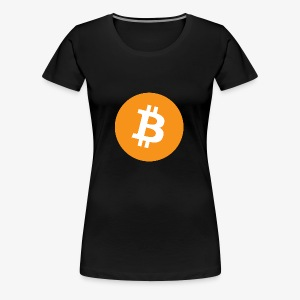 Bitcoin Apparel - Women's Premium T-Shirt