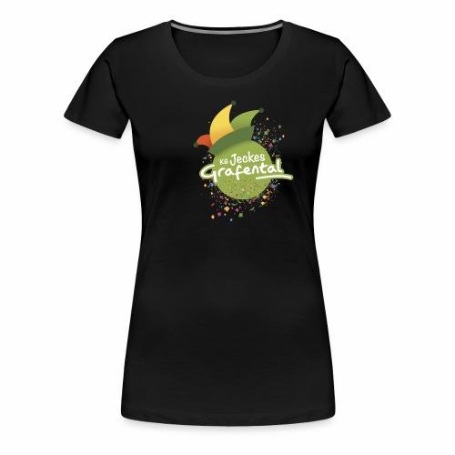 KG Jeckes Grafental - Frauen Premium T-Shirt