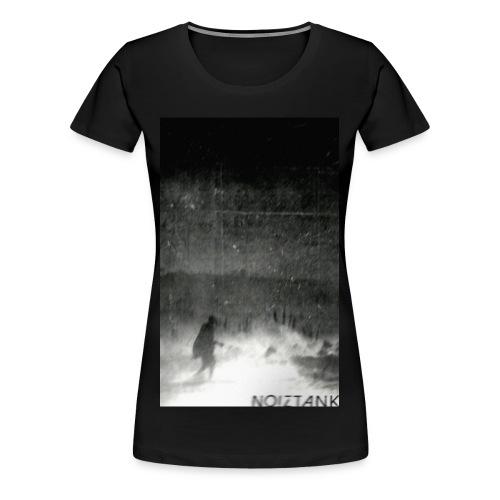 allein - Frauen Premium T-Shirt